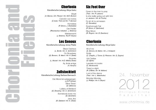 Chorlonia-and-Friends-2012-Programm-